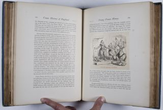 The Comic History of England. Illustrated by John Leech. 2-volume set (complete)