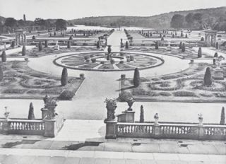 Formal Gardens in England and Scotland. Their Planning and Arrangement. Architectural and...