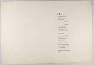Two: Ten Lithographs by Arnold Belkin. Poems by Jack Hirschman. [SIGNED]