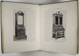 A History of Italian Furniture from the Fourteenth to the Early Nineteenth Centuries [2 volumes]