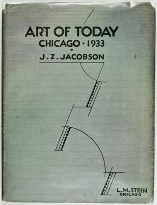 Art of Today: Chicago 1933