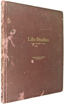 Life Studies: A Short Course in Figure Drawing [COMPLETE WITH ITS ORIGINAL PHOTOGRAPHS]