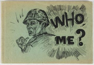 "Who, Me? I Fought with Combat Command ""R"" Richard F. Kahn, Anthony Dennison, Text."