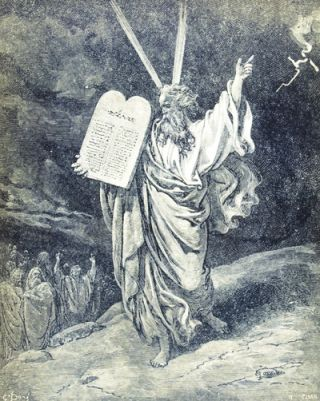 The Bible in Pictures. Gustave Doré.
