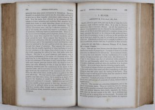 A Treatise on Therapeutics and Pharmacology or Materia Medica. 2 vols. (Complete)