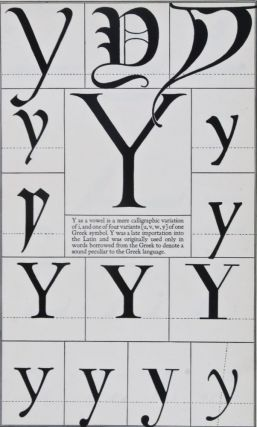 The Alphabet: Fifteen Interpretative Designs Drawn and Arranged with Explanatory Text and...
