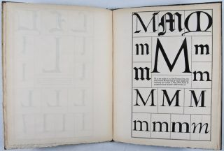 The Alphabet: Fifteen Interpretative Designs Drawn and Arranged with Explanatory Text and Illustrations by Frederic W. Goudy