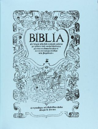 The Ladino Bible of Ferrara [1553]: A Critical Edition by Moshe Lazar. Moshe Lazar, Robert Dilligan, Technical.