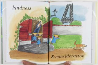 Madeline Says Merci. The-Always-Be-Polite-Book [SIGNED BY THE AUTHOR]