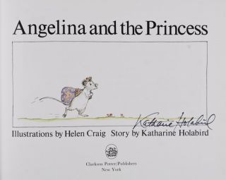 Angelina and the Princess [SIGNED BY AUTHOR]