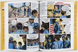 Young Blueberry including Blueberry's Secret, A Yankee Named Blueberry, The Blue Coats (Moebius 6) [SIGNED BY ARTIST]