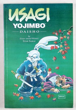 Usagi Yojimbo, Daisho, Book 9 [SIGNED WITH SKETCH BY ARTIST]