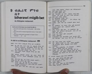 Colloquial Amharic: A Complete Language Course