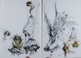 Faeries [WITH AN ORIGINAL SKETCH SIGNED BY BRIAN FROUD]