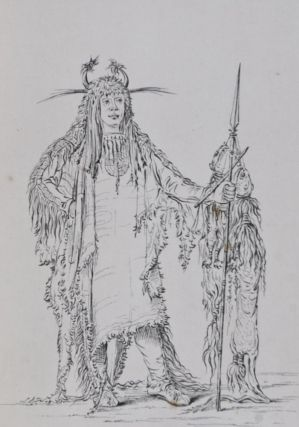 Illustrations of the Manners, Customs, and Condition of the North American Indians: In a Series of Letters and Notes Written During Eight Years of Travel and Adventure Among the Wildest and Most Remarkable Tribes Now Existing. George Catlin.