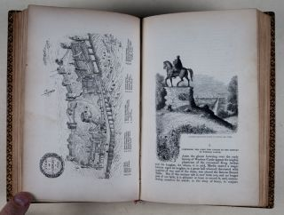 Windsor Castle: An Historical Romance [WITH ORIGINAL SIGNED LETTER FROM AUTHOR]