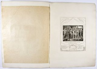 Illustrations of the Book of Job, in Twenty-One Plates, Invented and Engraved by William Blake