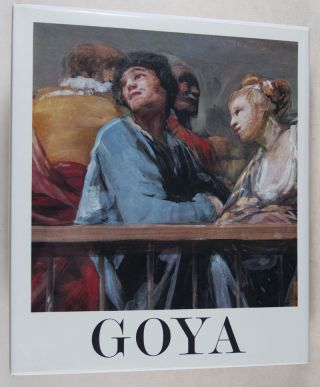 Goya 1746-1828, Biography, Analytical Study and Catalogue of His Paintings.Translated From Spanish by Kenneth Lyons. 4-vol. set (Complete)