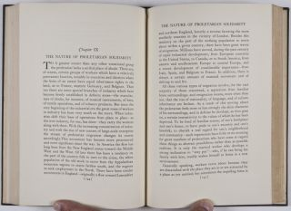 The Proletariat. A Challenge to Western Civilization [INSCRIBED AND SIGNED BY AUTHOR]