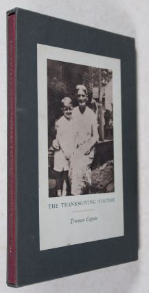 The Thanksgiving Visitor [Inscribed and signed by the author]