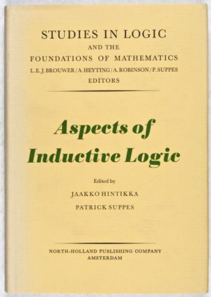 Aspects of Inductive Logic. Jaako Hintikka, Patrick Suppes