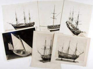 Sailing-Ship Models: A Selection from European and American Collections