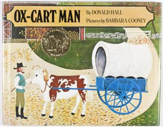 Ox-Cart Man. Donald Hall, Barbara Cooney, illust.