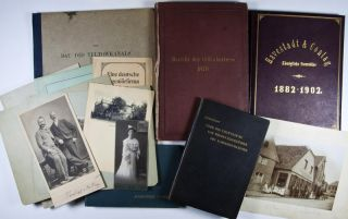 Unique Convolute of Publications & Photographs relating to the German Engineering Company Havestadt & Contag