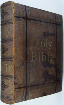 The Twenty-Four Books of the Holy Scriptures Carefully Translated According to the Massoretic Text, on the Basis of the English Version. After the Best Jewish Authorities; and Supplied With Short Explanatory Notes [Pictorial Family Bible: Authorized Version]
