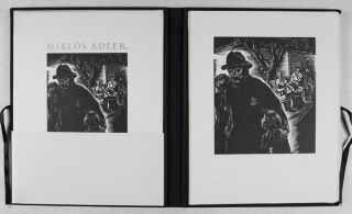 Beyond Words. A Holocaust History in Sixteen Woodcuts Done in 1945 by Miklos Adler, a Hungarian Survivor