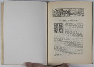 A Piece of Mosaic being the book of the Palestine Exhibition and Bazaar