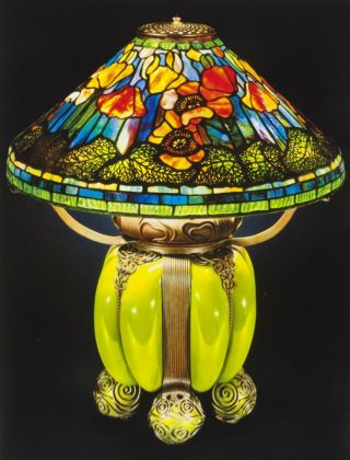The Lamps of Tiffany Studios. William Feldstein Jr., Alastair Duncan.