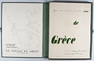 Tour de Grèce [INSCRIBED AND SIGNED]