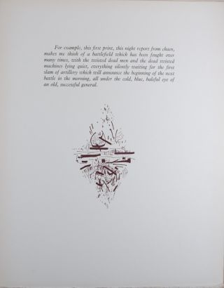 A Preface and Four Seasons [SIGNED BY ARTIST AND AUTHOR]