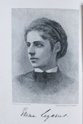 The Poems of Emma Lazarus in Two Volumes. 2 Volume Set (Complete). Emma Lazarus