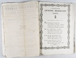 Collection of 41 early 19th-century Italian religious broadsides