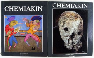 Chemiakin: Volume 1, Petersburg Period - Paris Period; Volume 2, Transformation - New York Period. 2-vol. set (Complete)