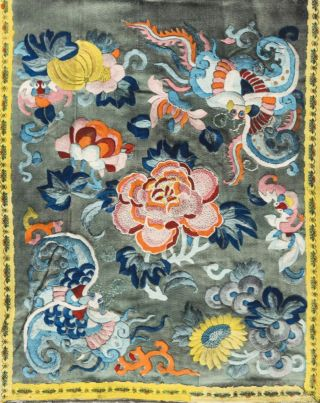 Broderies Chinoises (Traditional Chinese Embroidery). n/a.