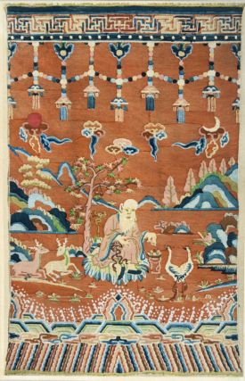 Tapis Anciens de la Chine (Ancient Rugs of China). n/a.
