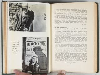 Cinema Quarterly: Vol. I (Nos. 1, 2, 3 & 4) & Vol. II (Nos. 1, 2, 3, & 4), 2. Vols. set (Complete) [FROM THE PERSONAL LIBRARY OF PAUL BURNFORD*]