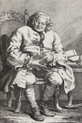 Hogarth's Works: Life and Anecdotal Descriptions of His Pictures. 3-vols set (Complete). John...