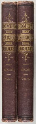 Addresses on Homely and Religious Subjects. 2-vol. set (Complete)