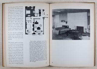 Space for Living: Creative Interior Decoration and Design [INSCRIBED AND SIGNED]