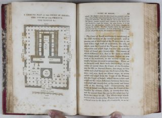 Antiquities of the Jews carefully compiled from authentic sources, and their customs illustrated from modern travels. 2-vols. set (Complete)