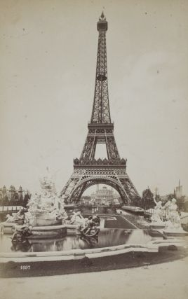 Collection of 29 original silver gelatin prints of Paris at the turn of the century [INCLUDING SIX HAND-COLORED PHOTOGRAPHS]. n/a.