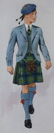 The Kilt and its Accessories. Rowans Ltd