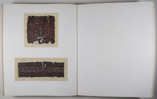 Coptic textiles from burying grounds in Egypt [from the] Kanegafuchi Spinning Company Collection. 3-vol. set (Complete)