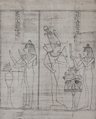 The Greenfield Papyrus in the British Museum: the funerary papyrus of Princess Nesitanebtashru, Daughter of Painetchem II and Nesi-Khensu, and Priestess of Amen-Ra at Thebes, about B.C. 970 (The Book of the Dead). E. A. Wallis Budge.
