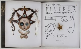 The Plucker [INSCRIBED]