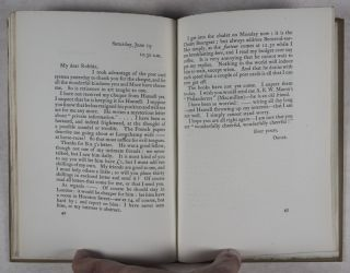 After Reading: Letters of Oscar Wilde to Robert Ross